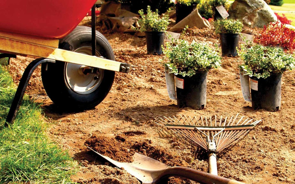 Landscaping Supplies—Landscaping Tips